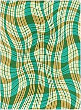 Verde Astratto Bandiera del Giardino Banner