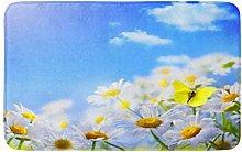 Verde Giugno Primavera Blu Cielo Estate Farfalla