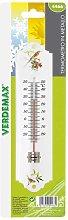 Verdemax Termometro Da Esterno In Metallo