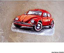 Vervaco Tappeto Design Particolare, Multicolore
