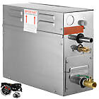 VEVOR 6KW Steam Generator with Controller Home Spa