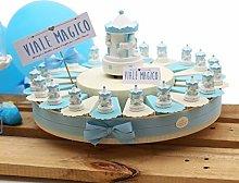 VialeMagico Bomboniere Carillon Nascita Bimbo