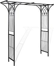 vidaXL Arco da Giardino 200x52x204 cm