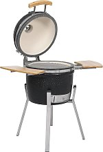 vidaXL Barbecue Kamado in ceramica griglia