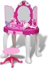 vidaXL Gioco per Bambini Tavolo Cosmetica 3