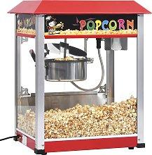 vidaXL Macchina per Popcorn con Pentola in Teflon
