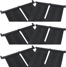 vidaXL Pannelli Solari Riscaldatori per Piscina 6
