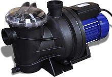 vidaXL Pompa di Filtrazione Elettrica per Piscina