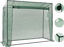 vidaXL Serra Accessibile 200x80x173 cm