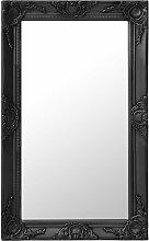 vidaXL Specchio da Parete Stile Barocco 50x80 cm