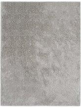 vidaXL Tappeto a Pelo Lungo Shaggy 80x150 cm Grigio
