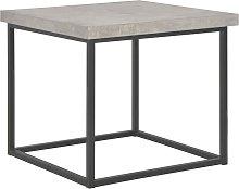 vidaXL Tavolino da Caffè 55x55x53 cm Aspetto