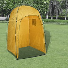 vidaXL Tenda da Campeggio per Doccia WC