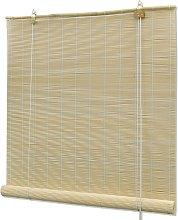 vidaXL Tenda Oscurante in Bambù Naturale 120 x