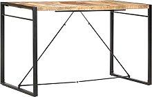 VIENDADPOW Tavolo da Bar 180x90x110cm in Legno
