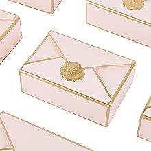 VINFUTUR 25 Pz Scatole Portaconfetti di Carta