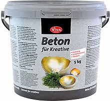 Viva Decor® Cemento creativo (5 kg) cemento