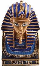 VOSAREA Antico Faraone Egiziano Scultura
