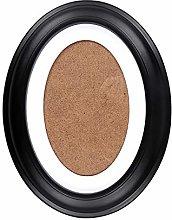 VOSAREA - Cornice portafoto ovale, decorazione da