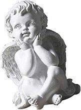 VOSAREA Statua di Angelo della Resina di Angelo