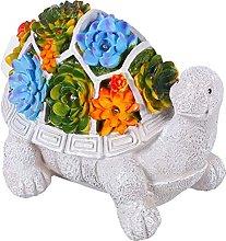 VOSAREA Tartaruga da Giardino Figurine con