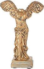 VOSAREA Vittoria Greca Dea Statue in Resina