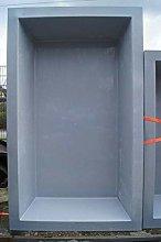 Wacredo GFK - Piscina rettangolare, 300 x 180 x 52
