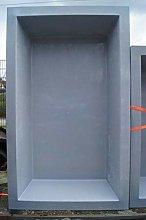 Wacredo GFK - Piscina rettangolare in granito, 240