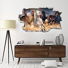 wall art 3DA0024 Adesivo murale Arredo Casa