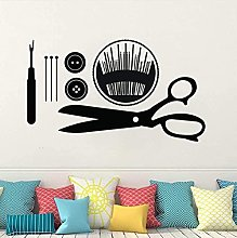 Wall Art cucito wall art decalcomania regalo su