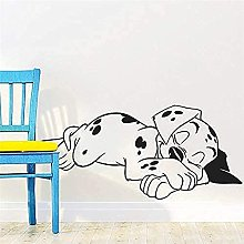 Wall Sticker Sweet Dream Cane Pet Puppy Vinile