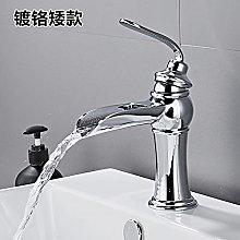 WANDOM Tutto il rame del rubinetto del bacino