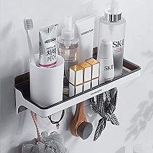 WANZSC Organizzatore per doccia Mensola per bagno