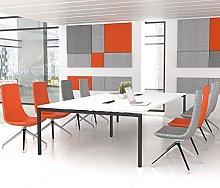 Weber Büroleben GmbH NOVA - Tavolo da conferenza,