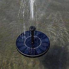 Weichuang Pompa fontana solare 6 V fontana solare