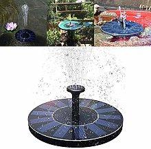 weichuang - Pompa fontana solare per fontana, kit