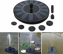 weichuang - Pompa per fontana, forma rotonda, a