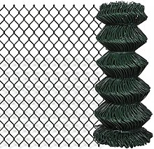 Weilandeal recinzione in filo di acciaio, 0,8 x 15
