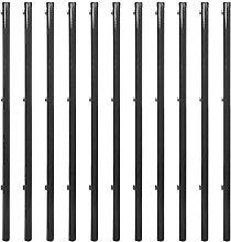 Weilandeal - Recinzione in tessuto metallico, con