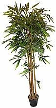 Wellhome - Pianta di bambù Artificiale, Altezza