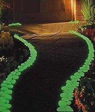 Wenko 04652-Pietra Luminosa, Colore: Verde,