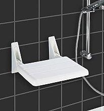 WENKO Sedile doccia ribaltabile Secura - Sedile