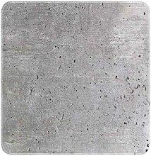 Wenko - Tappetino antiscivolo per doccia Concrete