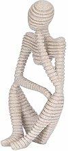 WESE Statua Pensatore, Scultura Pensatore Inodore