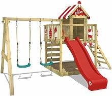 WICKEY Parco giochi in legno Smart Candy Giochi da
