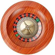 winnerruby Set di Ruote per Roulette Giradischi in