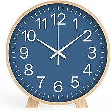 WJCCY Orologio da Tavolo in Legno Decorazione per