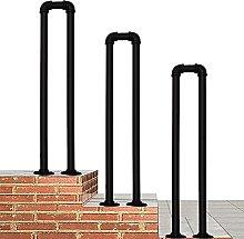 WL-ZZZ Ringhiera delle Scale per gradini Esterni,