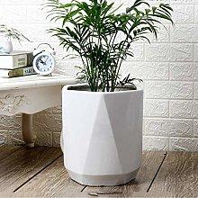 Wlnnes Nordico semplice patio cortile vaso europeo