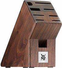 WMF 1880464500 - Ceppo Porta coltelli in Noce Scuro